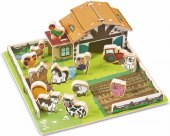 3D puzzle Playtive Junior