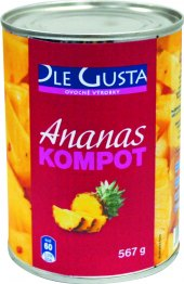 Ananas Dle Gusta