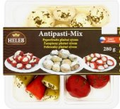 Antipasti mix Heleb