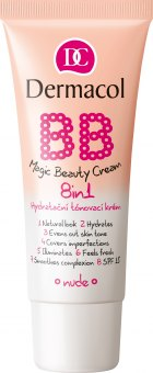 BB cream Magic Beauty Dermacol