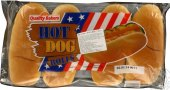 Bulky Hot dog Quality Bakers