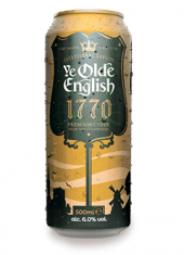 Cider English Ye Olde