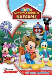 DVD Mickey a Donald na farmě Disney Junior