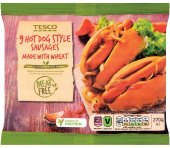 Hot dog Meat Free Tesco