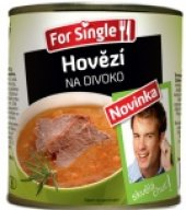 Hovězí na divoko For Single Hamé
