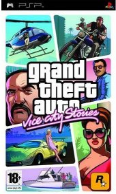 Hra PSP Grand Theft Auto Vice City Stories