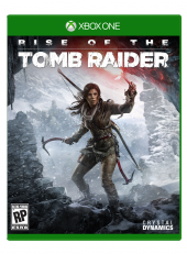 Hra Xbox ONE Rise of the Tomb Raider