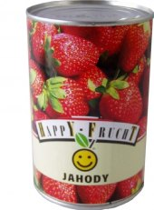 Jahody Happy Frucht