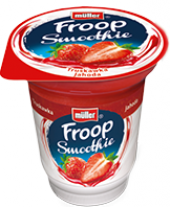 Jogurt Froop Smoothie Müller