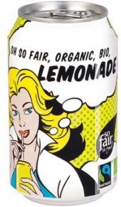 Limonáda bio Fair trade