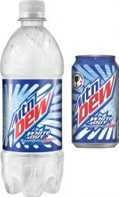 Limonáda White out Mountain Dew