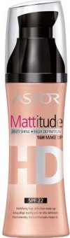 Make up Mattitude HD Astor