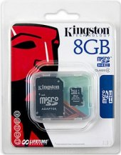 Micro SDHC Kingston