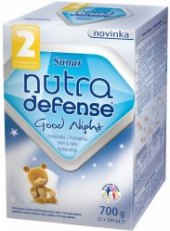 Mléčná výživa  Good Night Sunar Nutradefense