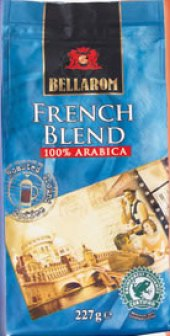 Mletá káva French Blend Bellarom