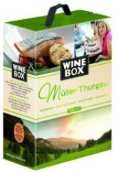 Víno Müller Thurgau - bag in box
