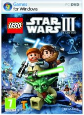PC hra Lego Star Wars 3: The Clone Wars
