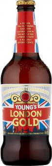 Pivo London gold Wells & Young