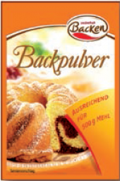 Prášek do pečiva Zauberhaft Backen