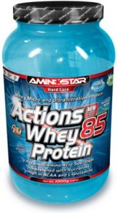 Protein 85% Actions Whey Aminostar