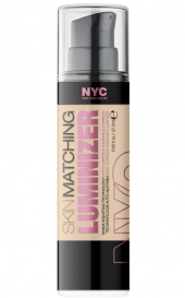 Make-up rozjasňující Skin Matching Luminizer NYC