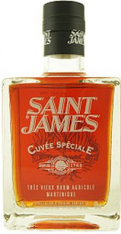 Rum Cuvée Speciale Saint James