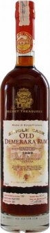 Rum Old Demerara Secret Treasures