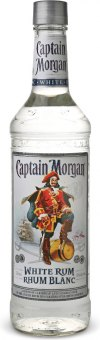Rum White Captain Morgan