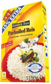 Rýže parboiled Golden Sun