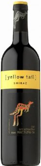Víno Shiraz Yellow Tail