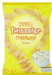 Snack Twissster Tesco
