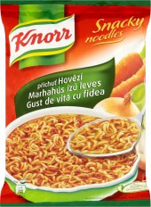 Snacky noodles Knorr