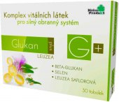 Tablety  Glukan plus Naturprodukt