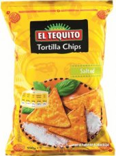 Tortilla chips El Tequito