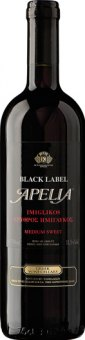 Víno Black Label Apelia