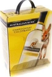 Víno Chardonnay Colombard Australia Bush - bag in box