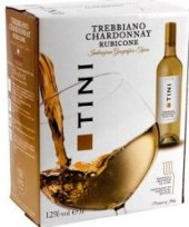 Víno Chardonnay Tini - bag in box