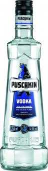 Vodka Clear Puschkin