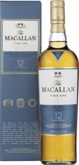 Whisky 12 YO Macallan