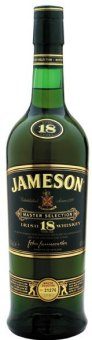 Whisky 18 YO Limited reserve Jameson