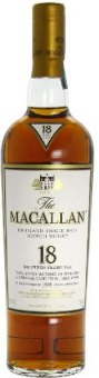 Whisky 18 YO Macallan