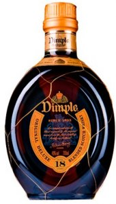 Whisky 18 YO Dimple