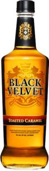 Whisky Caramel Black Velvet