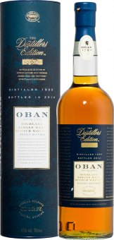 Whisky Double Matured Distillers Edition Oban