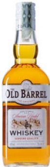 Whisky Old Barrel