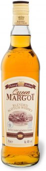 Whisky skotská 3 YO Queen Margot
