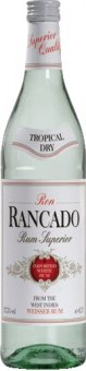 White rum Ron Rancado