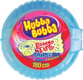 Žvýkačky Bubble tape Hubba Bubba